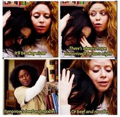 Orange Is the New Black - Alex, Nicky & Taystee