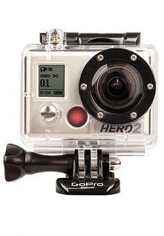 GO PRO HD Hero 2, Digital Camera, Outdoor Edition (www.gopro.com)