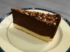 Trüffel torta Chef Recipes, Sweet Recipes, Cookie Recipes, Hungarian Cake, Hungarian Recipes, Nutella, Cake Cookies, No Bake Cake, Coco