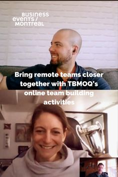 During this time of remote working and social distancing, it's more important than ever to keep teams intact and in touch. In response, TBMOQ (Team Building Montréal Ottawa Québec) has introduced a pair of online team building activities sure to keep members involved and feeling connected. Event Planning Tips, Team Building Activities, Online Work, Ottawa, Remote, Bring It On, Touch, How To Plan, Feelings