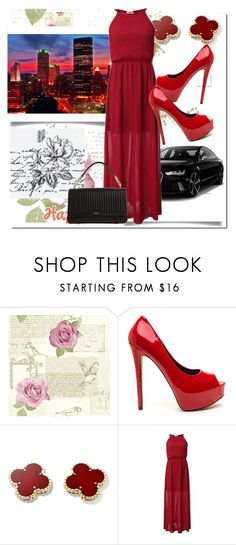 """""""Untitled #3529"""" by empathetic ❤ liked on Polyvore featuring DKNY"""