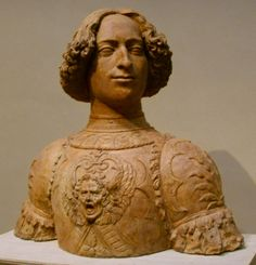 Verrocchio | Buste de Julien de Médicis, National Gallery of Art
