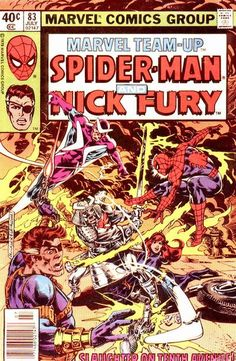 The Black Widow lost her memory! Can her superior at SHIELD help her find it? Meanwhile, Spidey runs interference when the Silver Samurai swings his silver sword!