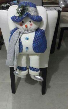 Cubresillas Blue Christmas, Felt Christmas, Christmas Snowman, Christmas Humor, Handmade Christmas, Christmas Crafts, Merry Christmas, Xmas, Christmas Ornaments
