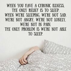 Life with chronic pain quote | chronic pain awareness #chronicpain