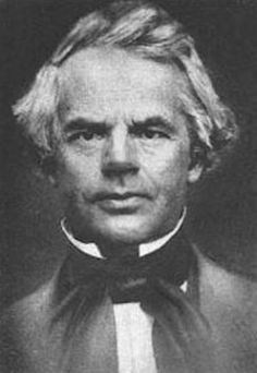 """Phineas Parkhurst Quimby (February 16, 1802 – January 16, 1866), was a New England philosopher, magnetizer, mesmerist, healer, and inventor, who resided in Maine. Quimby was a catalyzing personality whose work is widely recognized as leading to the New Thought movement and even to have influenced the """"talking cure"""" methodology of early psychology."""