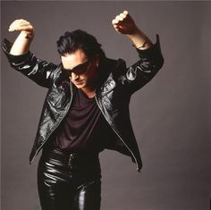 Bono. Otherwise known as: MacPhisto, The Fly, Paul.