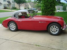 1959 Austin-Healey 100-6 - VICTORIA BRITISH LTD. http://www.victoriabritish.com/?utm_source=Pinterest&utm_medium=social&utm_content=Freu%2059%20100-6&utm_campaign=CustomerPins%20SOC http://www.britishsportscarlife.com