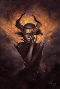Dark arts for our inner demons : Photo