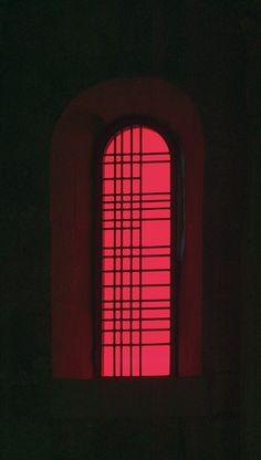 Ateliers Duchemin - Nos réalisations - Vitrail & Artistes contemporains - Aurélie Nemours - Prieuré de Salagon