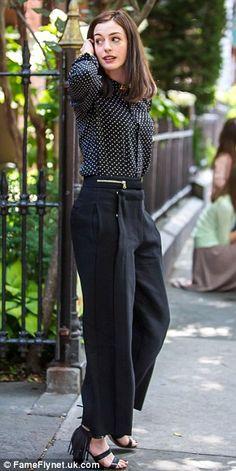 Cambio di look per Anne Hathaway | Gossippando.it
