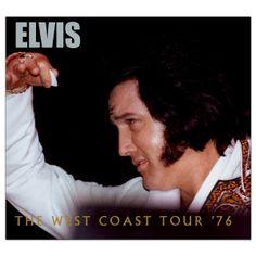 febb9630 Elvis The West Coast Tour '76 FTD CD   Shop the ShopElvis.com Official Store
