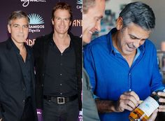 From George Clooney to Ellen DeGeneres, these stars are in more than just showbiz.