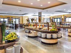 Restaurante buffet del hotel Barceló Punta Umbría Mar