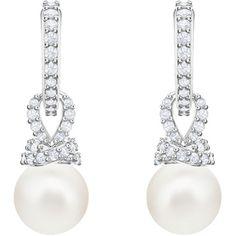 95f8768be Earrings by SWAROVSKI. Jewelry BoxJeweleryCrystal EarringsPearl ...