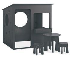Room & Board - Loki Playhouse with Furniture Set