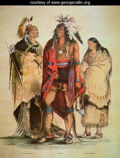 george catlin paintings - Google Search