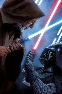 "The Life and Legend of Obi-Wan Kenobi (Star Wars) by Ryder Windham. ""Hermit. Mentor. General. Jedi.""  -Goodreads.com"