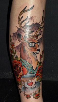 Dear tattoo by Ryan Mason