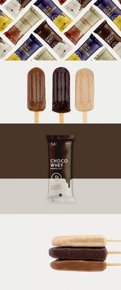 Pronto Light Ice Cream — The Dieline | Packaging & Branding Design & Innovation News