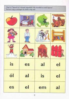 Albumarchívum - Everything About Kindergarten Language Arts Worksheets, Art Worksheets, Prep School, Back To School, Bright Horizons, Kindergarten Prep, Handwriting Practice, Reading Activities, Anchor Charts