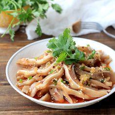 Chinese Pig Ear Sala