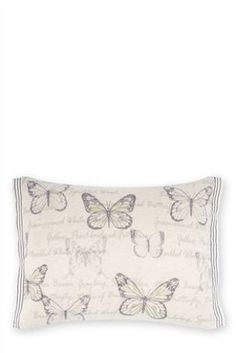 Buy Butterfly Cushion from the Next UK online shop