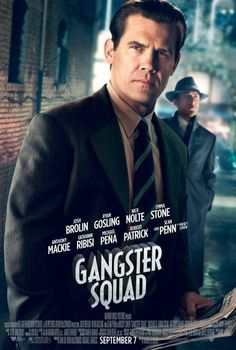 Gangster Squad, nueva película. #GangsterSquad #JoshBrolin #SensaCine  http://www.sensacine.com/peliculas/pelicula-186168/