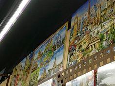 Nueva decoración en Puzzlemanía Ven a verla esta Semana Santa #puzzlemania #puzzles #semansanta #barcelona
