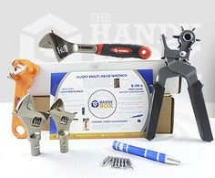 March The Handy Box Cordless Dremel, Subscription Boxes For Men, Cool Tools, Handy Tools, Picture Hangers, Cool Gadgets