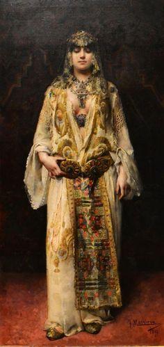 Francesc Masriera、1891