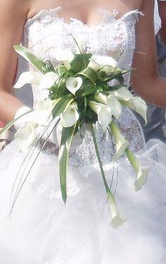 Bouquet mari e tombant rouge et blanc recherche google fleurs mariage p - Bouquet de mariee artificiel original ...