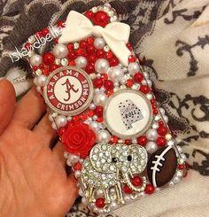 Alabama iphone case by IslandBelles on Etsy, $30.00