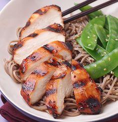 Teriyaki Marinated Chicken  http://www.therecipestore.com/ #chicken recipe