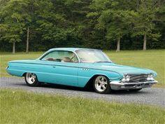 1961 Buick LeSabre Hardtop