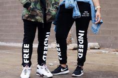 Jog in Freedom.   Bold Apparel