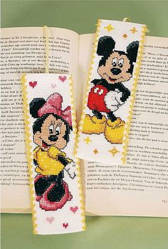 Part 01 - Mickey en Minnie (total 3 parts)