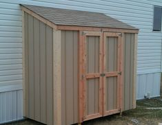 lean to shed - Google Search