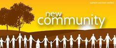 """New Community"" Sermon Series | Sundays, April 15 – June 17, 2012"
