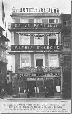 Restos de Colecção: Antigos Hotéis do Porto Places In Portugal, Grande Hotel, Gaia, Portuguese, Places To Travel, Around The Worlds, Photography, Douro, Junho