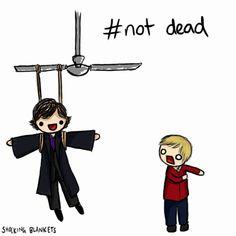 1# Not Dead