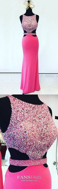 Jersey Prom Dresses Pink, Long Formal Evening Dresses Open Back, Tulle Military Ball Dresses Modest, Beading Wedding Party Dresses Sparkly Modest Formal Dresses, Prom Dresses Long Pink, Cheap Homecoming Dresses, Formal Dresses For Teens, Formal Dresses For Weddings, Tulle Prom Dress, Prom Dresses Online, New Wedding Dresses, Party Dresses