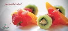 ¡Prueba este snack saludable para tus hijos!