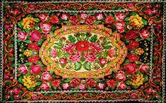 Covor contemporan moldovenesc