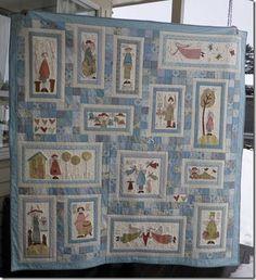 Hanne's Quilt Corner - angelstory2