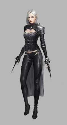 f Rogue Assassin 2 fist daggers