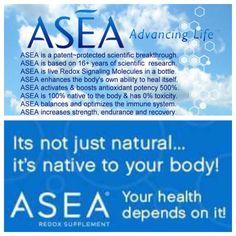 vil du have 25 % rabat på verdens bedste produkter??? Køb dem her:http://husetmilepaelen.teamasea.com Følg også ASEA -Silkeborg på Facebook