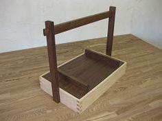 2010年9月8日 みんなの作品【引き出し・箱物】 大阪の木工教室arbre(アルブル)