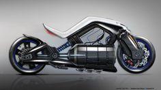 Motorbikes on Behance