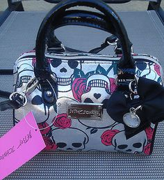 Betsey Johnson Bag! Great Gift